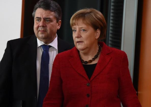 Angela Merkel ébranlée avant les régionales