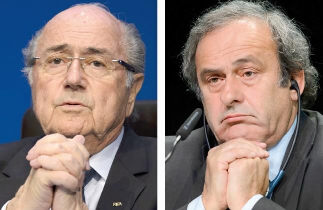 Affaire Blatter-Platini: Des documents saisis à la Fédération française de football