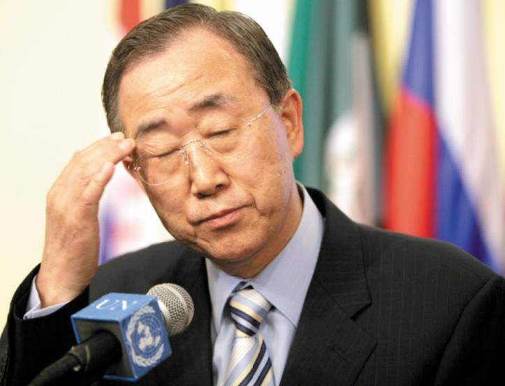 Vive protestation du Maroc contre les propos de Ban Ki-moon sur nos provinces sahariennes