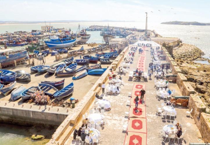 De l'art, de l'écologie et de la sardine pour promouvoir la destination de Mogador