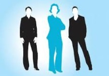 La présence des femmes dans le secteur privé reste modeste