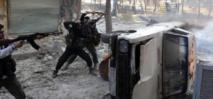 Attaque rebelle dans la province de Hama en Syrie