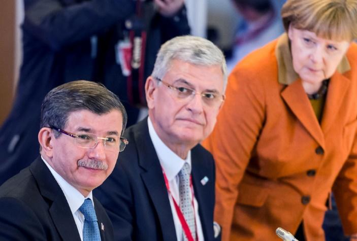 La Turquie ne réadmettra pas les migrants se trouvant sur les îles grecques