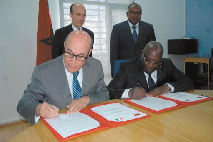 Pour le renforcement de la coopération maroco-ivoirienne dans la formation professionnelle
