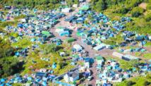 Jungle  de Calais Entre  légalité  et justice