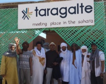 Après le désert californien, Tinariwen fait escale au Sahara marocain