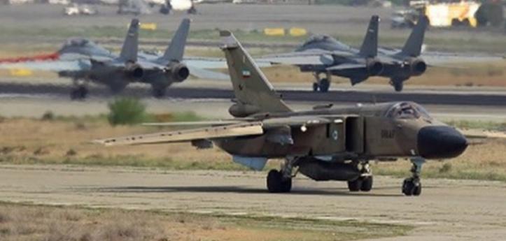 Les avions de combat russes commencent à quitter la Syrie
