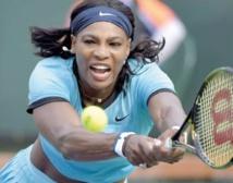 Indian Wells: Williams fonce, Djokovic en rodage