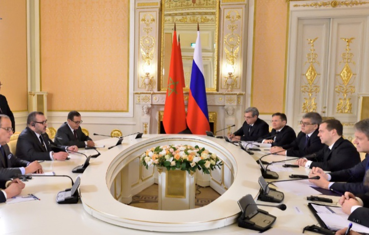 La Russie assure le Maroc de son soutien