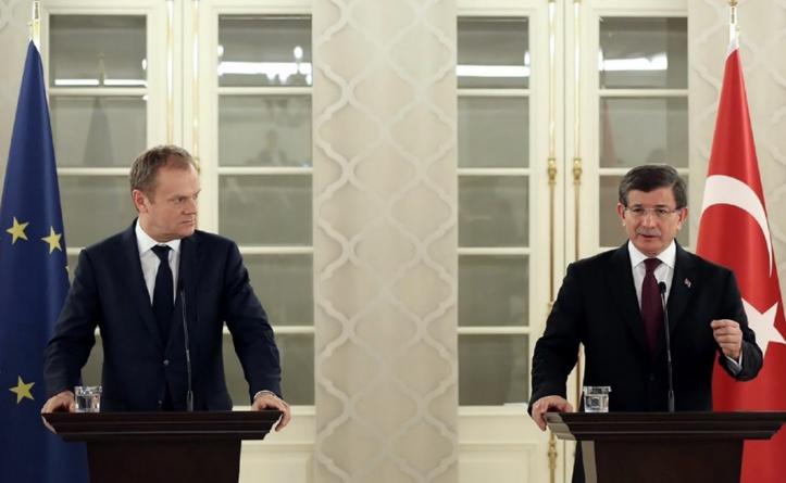L'UE et la Turquie tentent de boucler un accord controversé