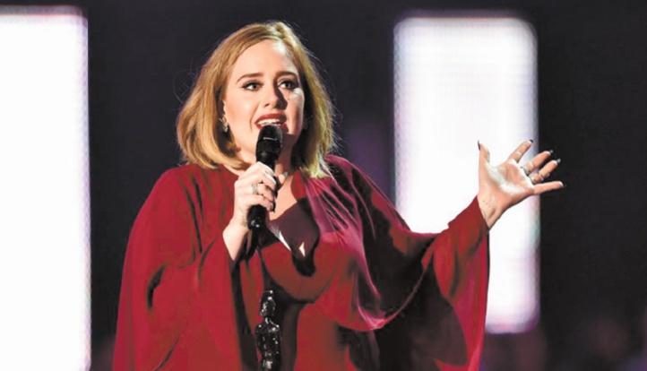 Hillary Clinton est une grande fan d'Adele