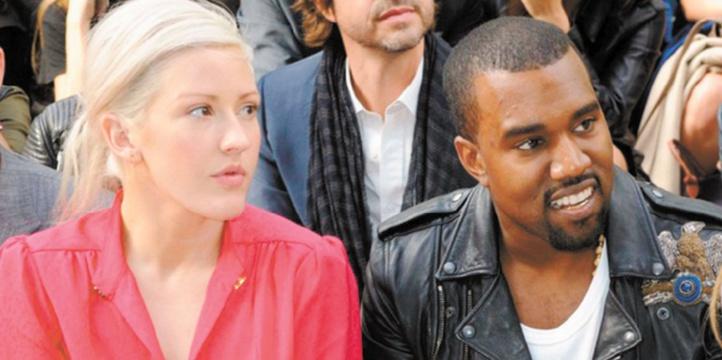 Kanye West et Ellie Goulding dans un album contre la pauvreté