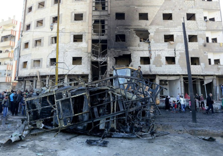 L'ONU boucle une première semaine de discussions sur la crise en Syrie