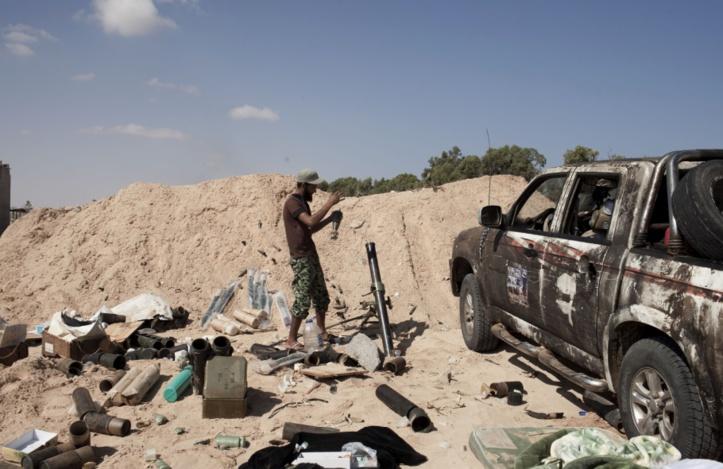 Le sud de la Libye, porte de l'Afrique, sous la menace de l'EI