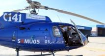 Evacuation héliportée d'un nourrisson de Laâyoune vers le CHU Mohammed VI à Marrakech