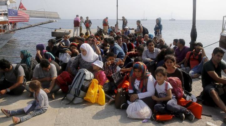 1.662 arrivées en Grèce malgré l'accord UE-Turquie