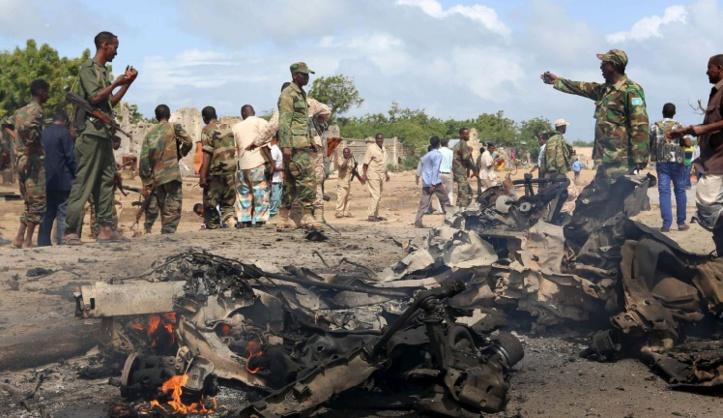 Les shebab attaquent un camp de l'armée somalienne