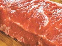 Pouvoir manger de la viande crue a changé le visage de l'homme