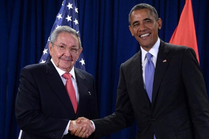 Obama et Castro étalent leur désaccord sur les droits de l'Homme