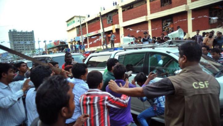 Des heurts font 11 morts en marge d'élections locales au Bangladesh