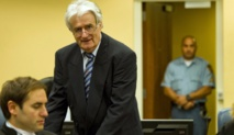 """Condamnation de Karadzic La fin d'un chapitre douloureux et de """"l'impunité"""""""