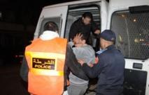 Démantèlement  à Agadir d'un réseau spécialisé dans le vol et le trafic de drogue