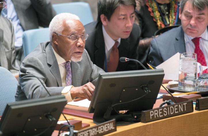 Le Conseil de sécurité lâche Ban Ki-moon