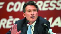 Sebastian Coe défend la politique  proactive de l'IAAF contre le dopage