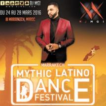 """Le public marrakchi vibre aux rythmes du """"Mythic Latino Dance"""""""