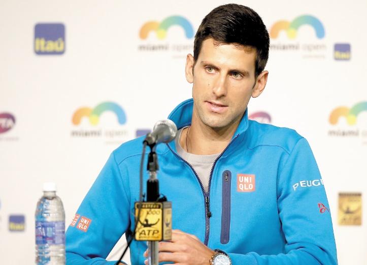 Djokovic survole les débats au tournoi de Miami