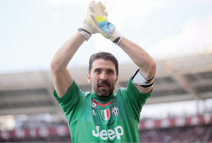 A 38 ans, Buffon reste Super Gigi