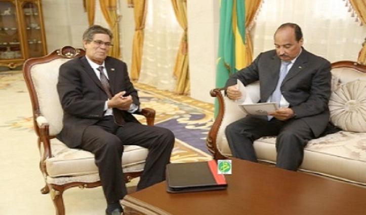 Le président mauritanien déboute le Polisario