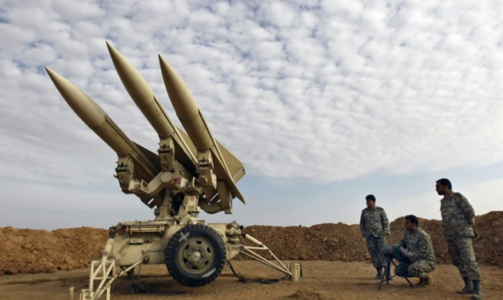 USA, GB, France et Allemagne dénoncent les tirs de missiles iraniens