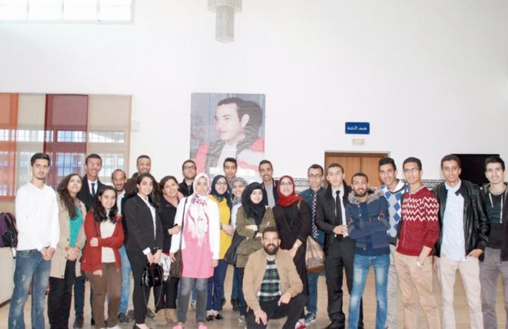 La Faculté d'Aïn Sebaâ sort de l'ordinaire
