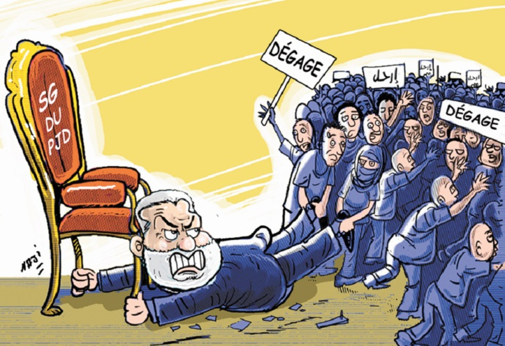 Le PJD tiraillé entre pro et anti-Benkirane