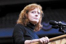 Susan Sarandon hésite à voter Clinton même face à Trump