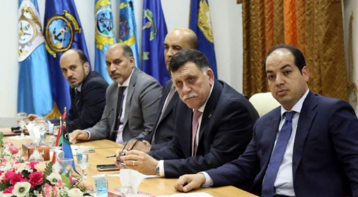 Le gouvernement d'union libyen tente de s'imposer avec le soutien de l'UE