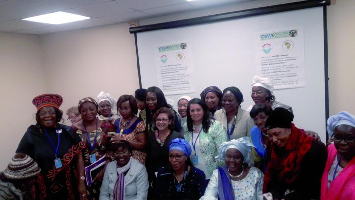 Omayma Achour élue  vice-présidente du Forum des femmes d'Afrique Post 2015