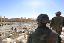 Un charnier de l'EI découvert à Palmyre