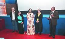 """""""Mon corps à dos"""" remporte le Grand prix du Festival Handifilm de Rabat"""