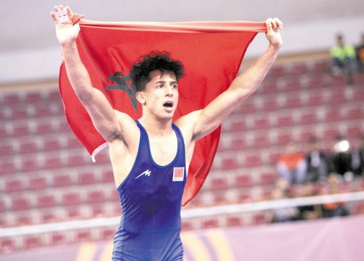 Trois tickets olympiques pour la sélection marocaine de lutte