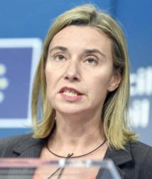 Federica Mogherini réitère le caractère stratégique des relations Maroc-UE