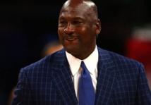 Michael Jordan, retraité du sport le mieux payé au monde