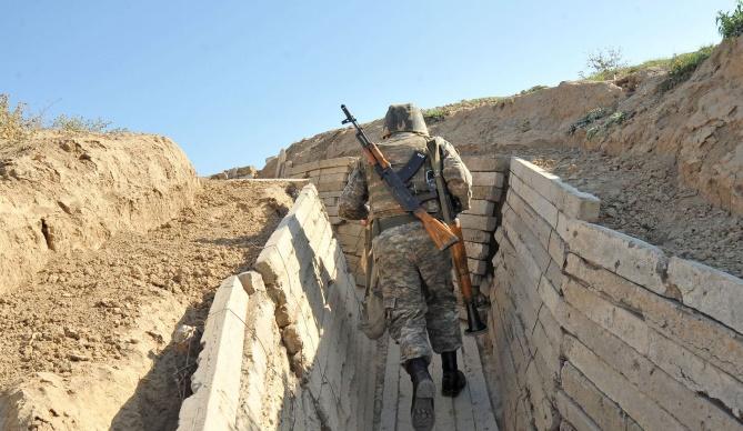 Accord de cessez-le-feu entre l'Azerbaïdjan et les séparatistes du Nagorny-Karabakh