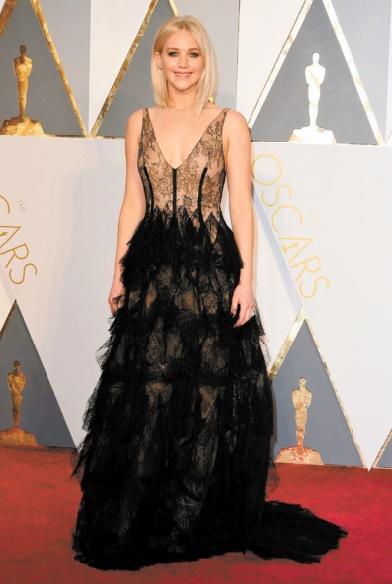 Les acteurs les mieux payés d'Hollywood : Jennifer Lawrence