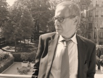 Hommage à Paris au sociologue, poète et artiste peintre Mustapha Saha