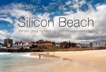 """Entre palmiers et célébrités, la """"Silicon Beach"""" de Los Angeles en plein boom"""