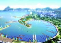 La marina olympique, fierté de Rio malgré la pollution