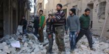 Les jihadistes  à l'offensive menacent  le cessez-le-feu en Syrie