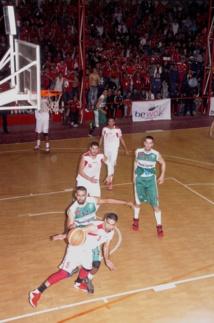 Les gros bras se donnent rendez-vous aux quarts de finale de la Coupe du Trône de basketball